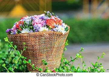 美麗, 花束, 花