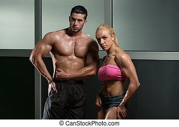 美麗, 運動, 夫婦