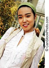 美麗, 韓國語, 女孩