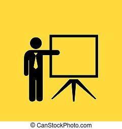 老師, 矢量, 圖象