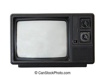 老, 電視