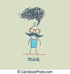 考えなさい