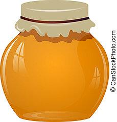 ∥耳障りな音を出す∥, 蜂蜜