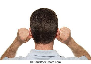 耳, reflexology