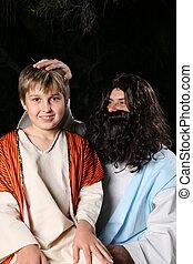 耶穌, 祝福, 孩子