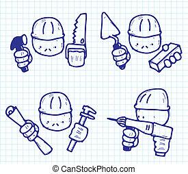 职业, 建设