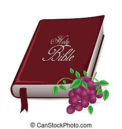 聖書, デザイン, 神聖