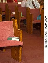 聖書, 席, 教会