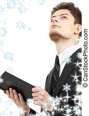 聖書, 神聖な人