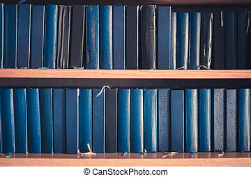 聖書, 聖書, 多数, -, 棚, 本, 教会