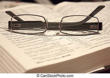 聖書, eyewear