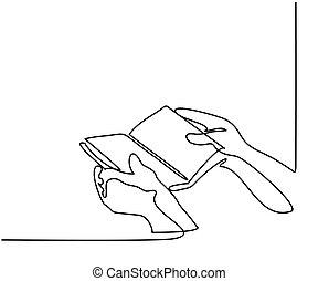聖經, 書, 扣留手