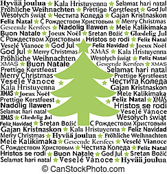 聖誕節, 印刷術