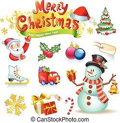 聖誕節, 圖象, 彙整
