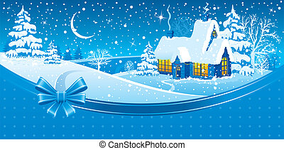 聖誕節, 夜晚