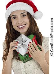 聖誕節, 婦女藏品, 她, 禮物