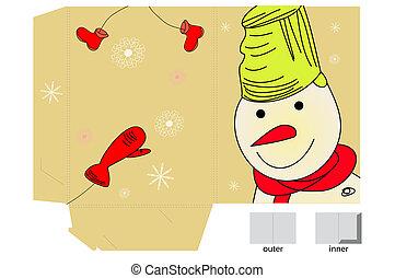聖誕節, 文件夾