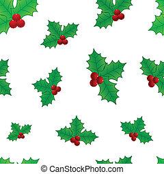 聖誕節, 結構, seamless