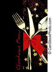 聖誕節, 菜單