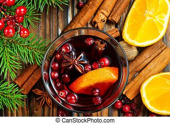 聖誕節, 飲料