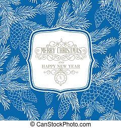 聖誕節, card.