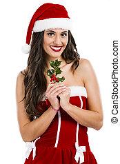 聖誕老人, 婦女