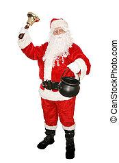 聖誕老人, 慈善, 彙整