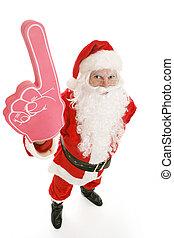 聖誕老人, 第一數字