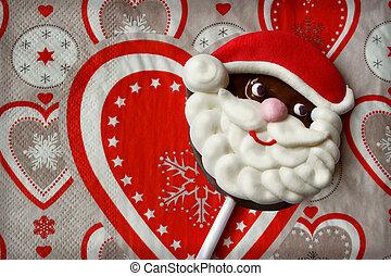 聖誕老人, 詭計