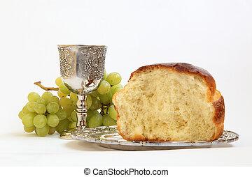 聖餐, 神聖