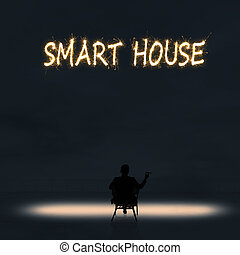 聪明, 家
