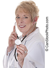 聴診器, 保有物, 医者