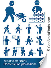 職業, 建設