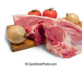 肉, 是, 豬肉