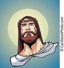 肖像画, イエス・キリスト, アイコン