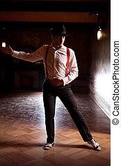 肖像画, ダンサー