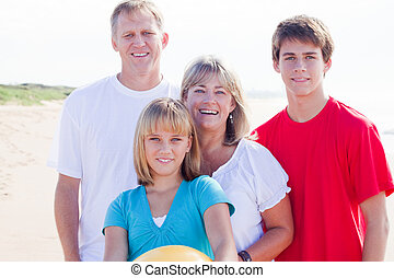 肖像画, 浜, 家族