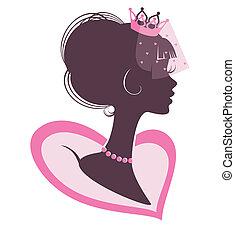 肖像画, princess4