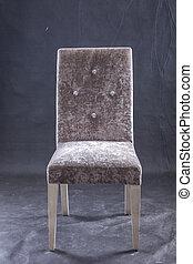 肘掛け椅子, スタジオ, 灰色, 旅行者, 打撃