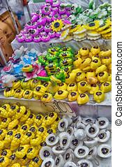 肥皂, thialand, 商店, pattaya, 泰国, 纪念品, 27.06.2017
