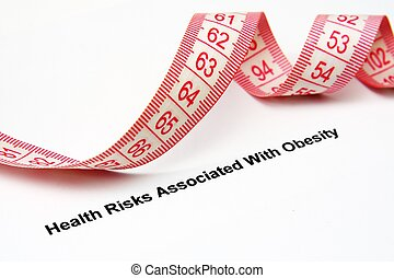 肥胖症, 風險
