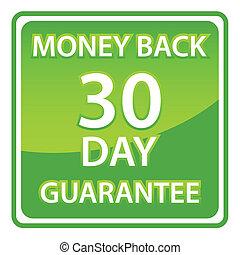 背中, お金, 30, 日々, 保証