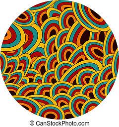 背景 パターン, 抽象的
