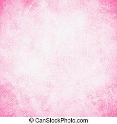 背景, ピンク