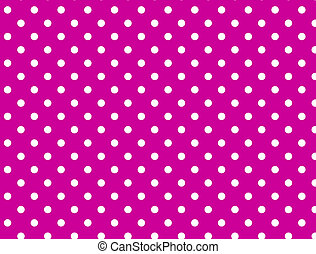 背景, ピンク, 点, jpg., ポルカ
