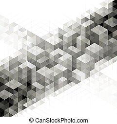 背景, 幾何学的