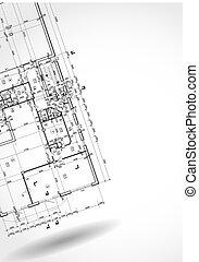 背景。, 建筑