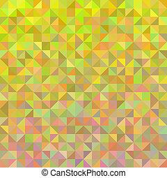 背景, 抽象的, 緑, ピンク, 黄色
