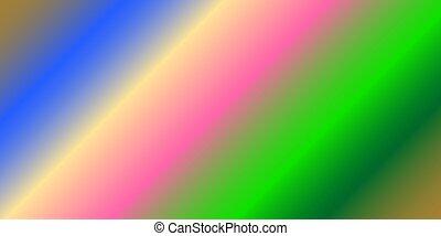 背景。, 摘要, 多种顏色