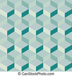 背景, 摘要, 幾何學, 藍色, 明亮